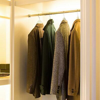 20PCS Non Slip Velvet Clothes Suit//Shirt//Pants Hangers Rose Red