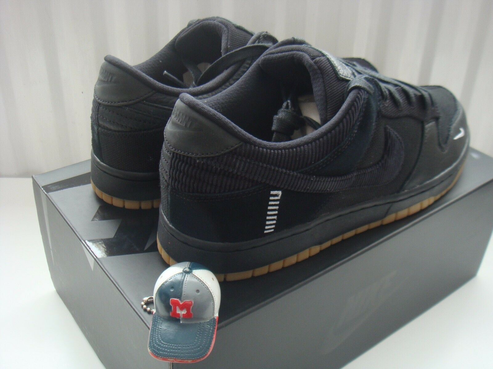 Nike X BSMNT Dunk Baja Real nos Real 10/UK nos Real People Do sótano/Supremo Things/sb 4532e9