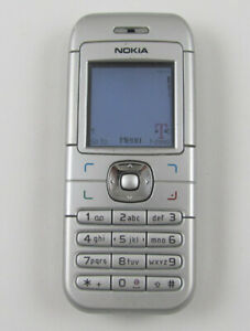 Nokia 6030 6030b T Mobile Cell Phone Ebay