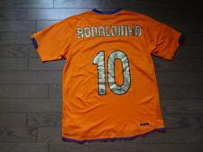 FC Barcelona #10 Ronaldinho 100% Original Jersey Shirt 2006/07 Away M