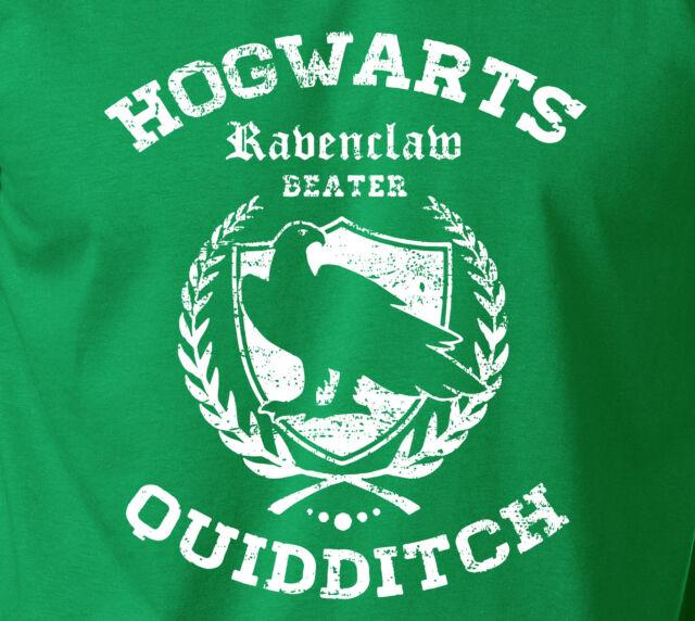 Gryffindor T Shirt Harry Fan Potter House Hogwarts School Alumni Wizard Book Tee
