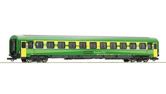 Roco ho 74335-Eurofima-coche 2. clase, 1 87, GySEV, raaberbahn novedad 2019