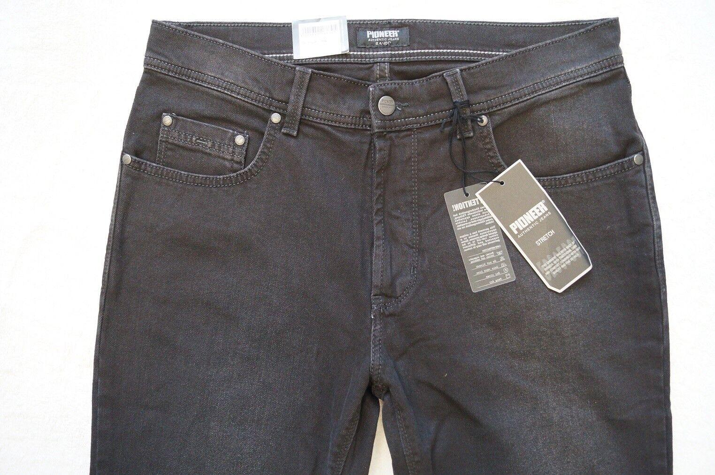 PIONEER Rando Jeans  Regular Regular Regular Fit  W32,33,34,36,38,40,42 L30,32,34 Anthrazit NEU  | Spielzeug mit kindlichen Herzen herstellen  83cd85