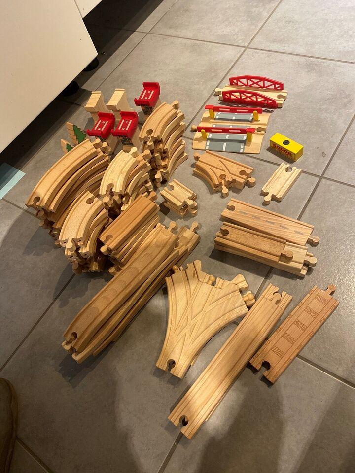 Brio togbane & toge