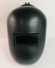 Sellstrom Black Welding Helmet 28501 Made In Usa Vintage Collectible