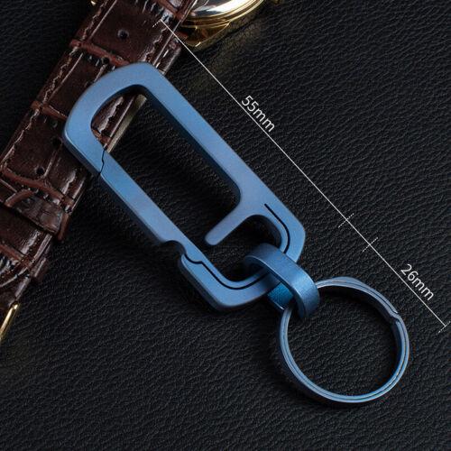 Karabiner Schlüsselbund Zusätze Leichtgewichtler Schlüssel Mini Langlebig