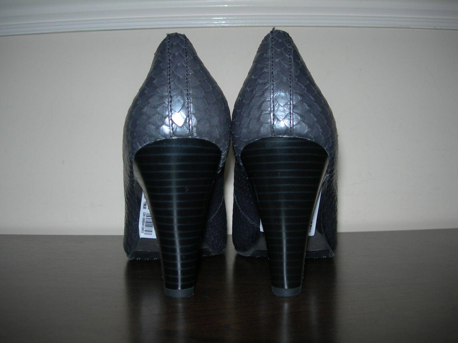 GERRY COURT WEBER WOMEN'S COURT GERRY Schuhe HEELS 100% LEATHER ANTHRACITE GREY EU 39 / UK 6 ff5b1c