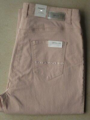 BRAX Jeans Stretchjeans softe Herbstqualität neu Carola Trend graubeige