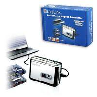 Blitzversand Cassettenplayer Mit Usb Zum Digitalisieren In Mp3 Format Wandler