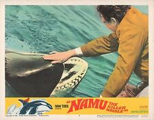 Namu the Killer Whale 1966 11x14 Lobby Card #8