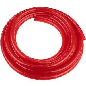 20/' FUEL LINE Red GAS HOSE JET SKI RACE KART CART HONDA PWC MOTORCYCLE BOAT