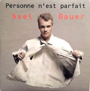 Axel-Bauer-CD-Single-Achille-France-EX-EX