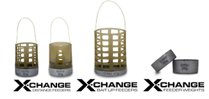 Guru X-Change Feeder Weights x2 20g x2 30g Light Weights x 2