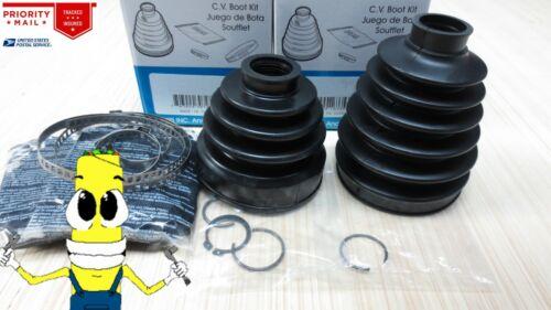 Frente Interna E Externa Cv Axle Boot Kit para Acura MDX com Tração nas 4 rodas 2003-2009 Empi Botas