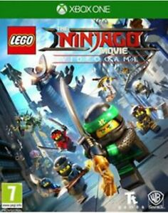 Lego-Ninjago-Movie-Videogame-Xbox-One-1st-Class-Good-Condition-Video-Games