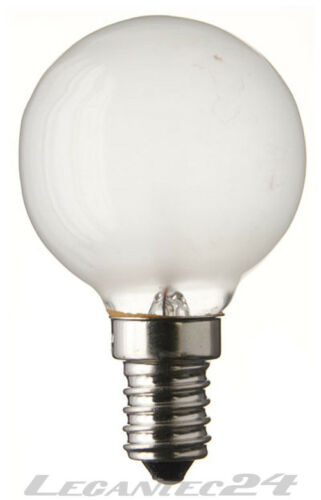 Glühlampe 12V 25W E14 matt 45x76mm Glühbirne Lampe Birne 12Volt 25Watt neu