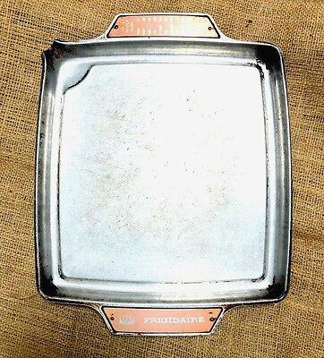 """Vintage Metal Oven Tray Bake Broil Roast -16"""" x  13"""" - Vintage  Mid Century VGVC"""