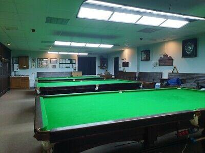 rosetta led snooker table professional