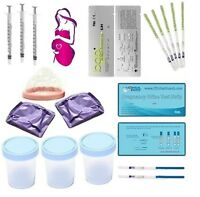 At Home Human Artificial Insemination Kit Ici Pregnancy & Ovulation Tests