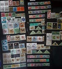 Hungary Magyar Large Stamps sets/ Collection from Different Albums 421 stamps #2