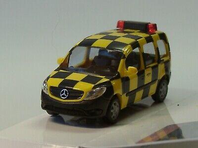 Busch 50656 mercedes citan combi taxi h0 vehículo modelo 1:87