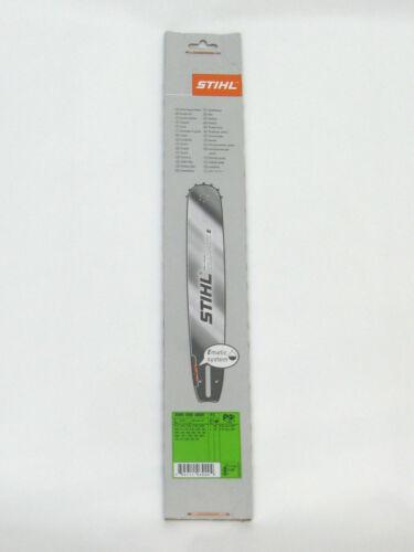 """STIHL Schiene 35cm 3//8/""""P//1,3 Rollomatic 3005 000 4809+2x Stihl Vollmeißelkette"""