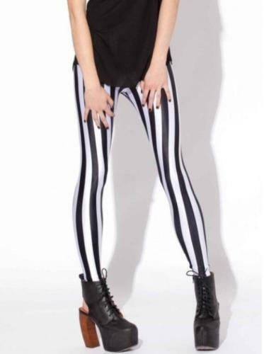 Woman elastic legging stripe printed legging elastic legging S-4XL 68