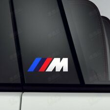 4 small bmw m sport car Sticker window car body  Decals Stickers