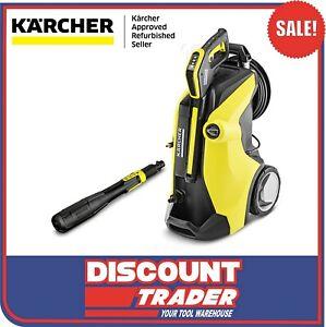 Karcher Refurbished K 7 Premium Full Control High Pressure Cleaner / Washer K7