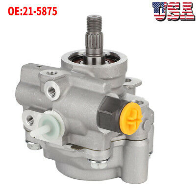 GEO PRIZM 1993 TO 1997 POWER STEERING PUMP ASSEMBLY 1.6 1.8
