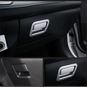 Interior Storage Glove Box Door Handle Bowl Cover Trim For Toyota RAV4 2013-2018