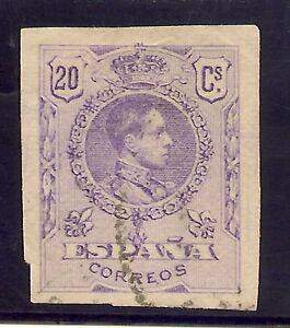 Edifil-273sa-SIN-DENTAR-Alfonso-XIII-Medallon-1909-N904