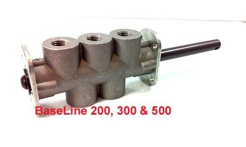85508879 Coats BaseLine 200 300 500 Pedal valve clamp Tire Changer tire MACHINE