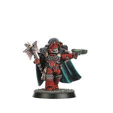Warhammer 40K Betrayal At Calth: Space Marine Legion ChaplainDark Apostle
