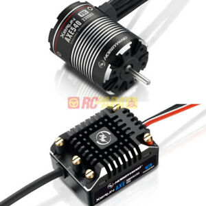 Hobbywing-XeRun-AXE-Brushless-Power-System-60A-ESC-Motor-Combo-Crawler-1-10-NEW