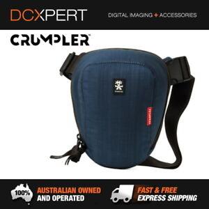 CRUMPLER-QUICK-ESCAPE-150-TOPLOADER-CAMERA-BAG-DEEP-BLUE