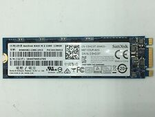 SanDisk X400 M.2 mSATA 128GB Solid State SSD SD8SN8U-128G-1012