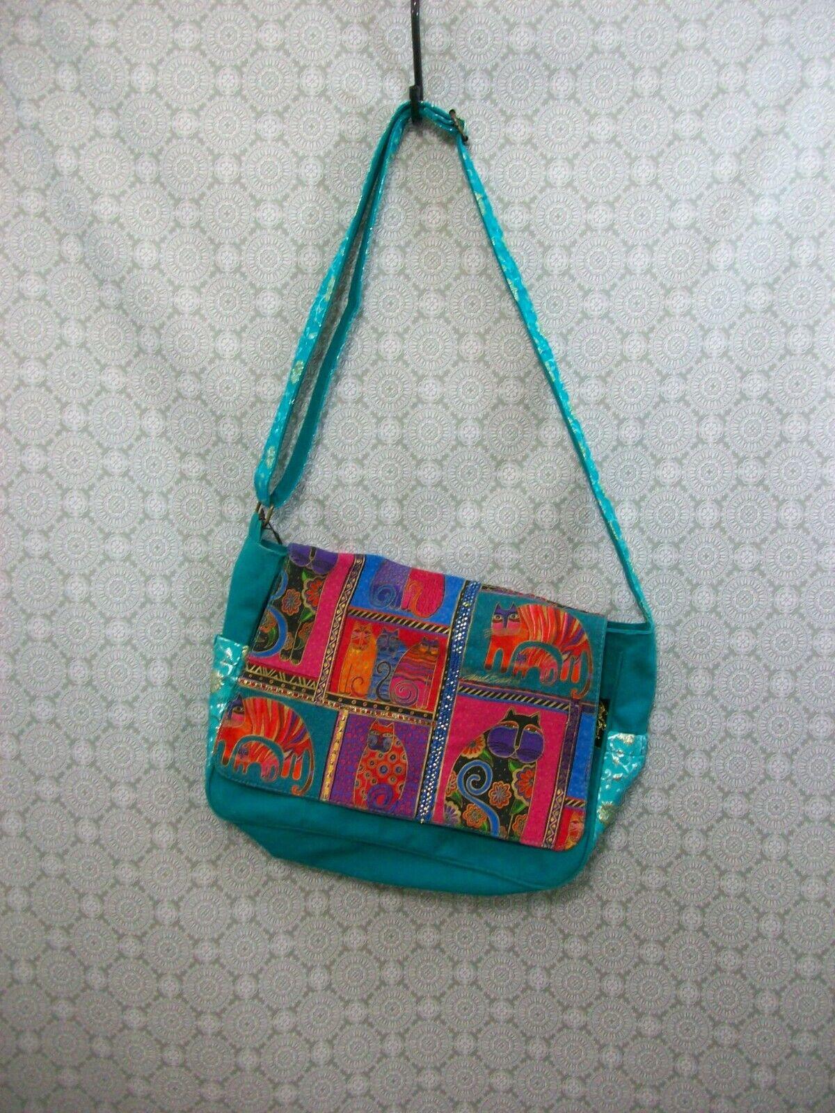 LAUREL BURCH Cat Crossbody Bag - image 1