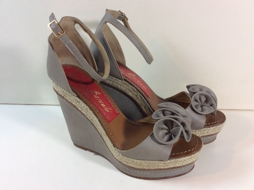 PALOMA BARCELONA WEDGE HEELS chaussures Taille 40 US 9