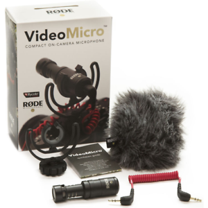 Rode-VideoMicro-Video-Micro-Compact-On-Camera-Microphone