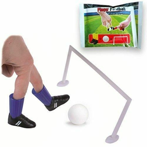 Finger Football Game With Shootout Goal Toy Indoor Outdoor Fun Ebay