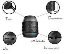 X - Mini We Portable Wireless Thumb Size Speaker Gray