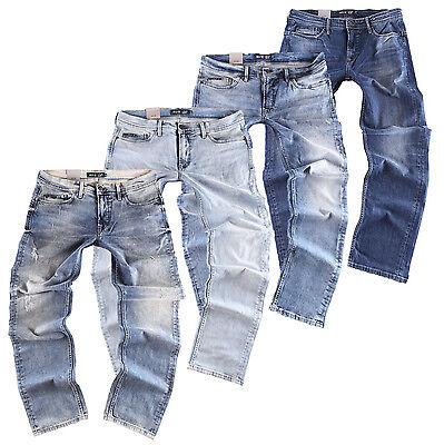 Big Seven Jake slc wash regular Herren Jeans Hose Übergröße Oversize XXL neu