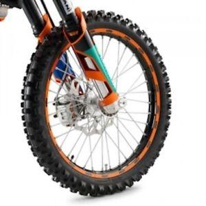 Adesivi  Coppia Cerchi In Crystal Per Motocross KTM Enduro 18,19,21 (2)