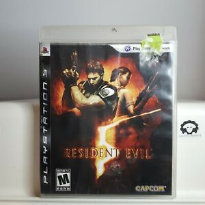 Resident-Evil-5-Playstation-3-PS3-TESTED