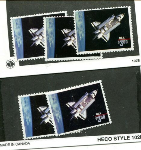 SCOTT 2544 $3 SPACE SHUTTLE STAMP LOT OF 5 MNH
