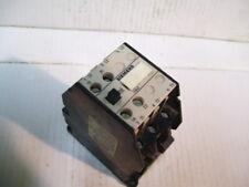 13529 Siemens 3TG1001-0AC2 Contactor 20A 600VAC 3NO+1NC Coil 24 VAC