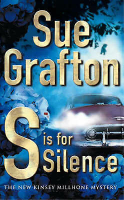 1 of 1 - S IS FOR SILENCE SUE GRAFTON KINSEY MILLHONE MYSTERY