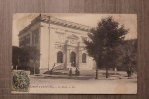 Tarjeta-Postal-Antigua-CPA-Postal-El-Museo
