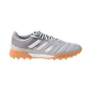 Adidas-Copa-20-3-Turf-Cleats-Men-039-s-Soccer-Football-Shoes-Grey-Two-Solar-Yellow